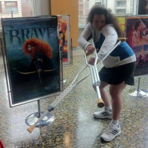 Crystal The Brave