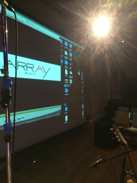 Array Music Studio