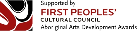 Supported by the First Peoples' Cultural Council