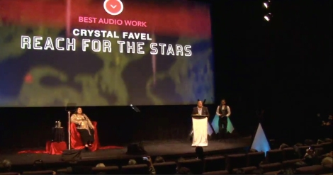 Crystal DJ Kwe Favel Wins Best Audio Work at ImagineNATIVE 2015