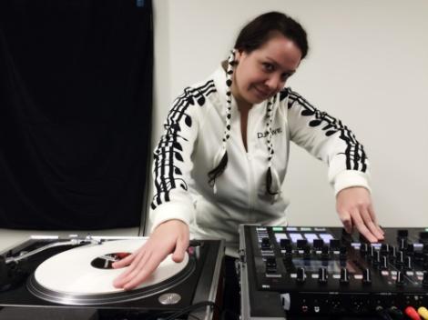 DJ Audio Storyteller #djkwe