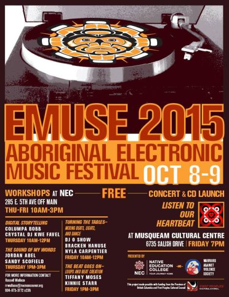 Aboriginal Electronic Music Festival
